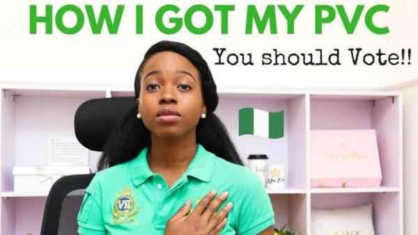 #PVCitizen: Watch Tuke Morgan share how she got her PVC | BellaNaija
