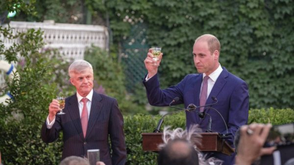 Prince William to make first official royal visit to Israel & Palestine as he tours Middle East   BellaNaija