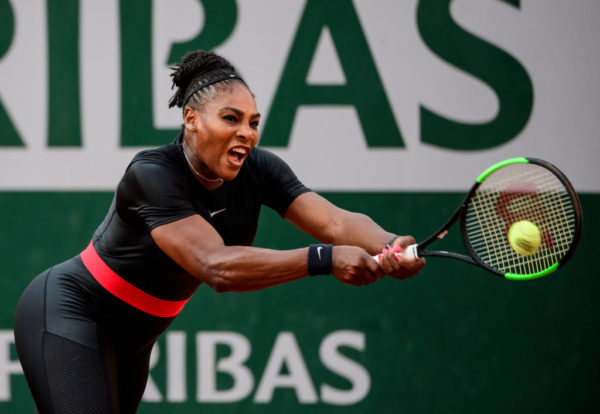 Serena Williams withdraws from playing Sharapova in French Open over Injury | BellaNaija