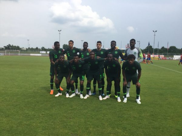 Super Eagles move up 4 spots as they rank 44th in new FIFA Ranking | BellaNaija
