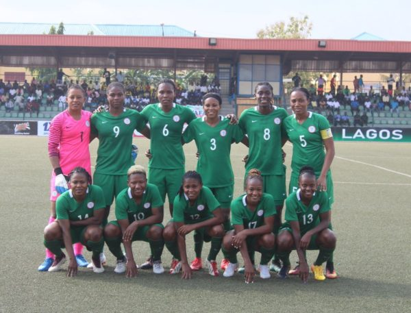 Super Falcons qualify for 2018 African Women's Cup of Nations | BellaNaija
