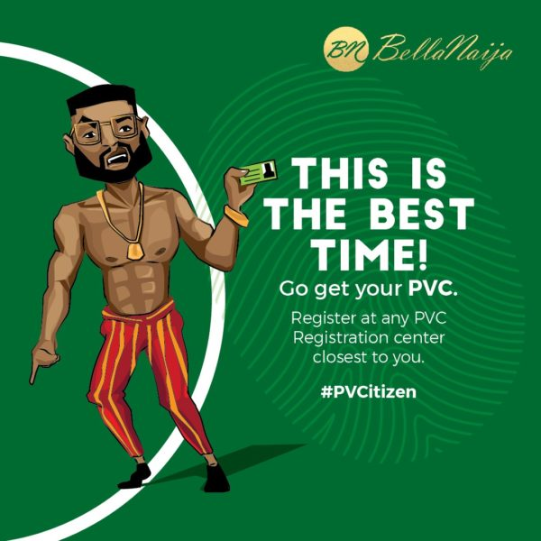 #PVCitizen: This is the Best Time! Get your PVC! | BellaNaija