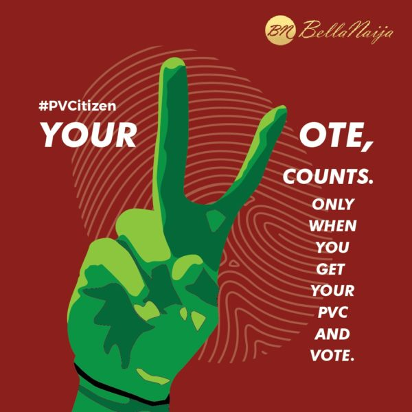#PVCitizen: You can't vote if you don't get your PVC | BellaNaija