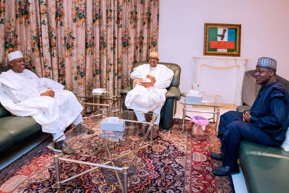 Saraki, Dogara meet Buhari over #PlateauKillings