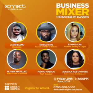 Our Showbiz and Events editor is at again! She'll be speaking on 'The Business of Blogging'