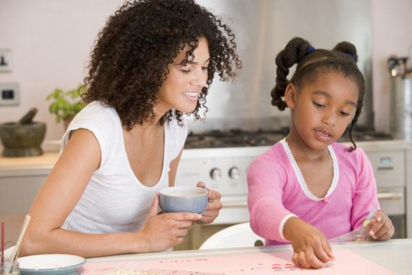 Bốn lý do tại sao khuyến khích nghệ thuật sáng tạo lại quan trọng cho trẻ em