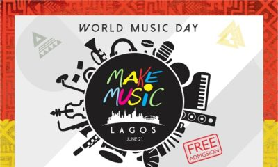 Make Music Lagos 2018