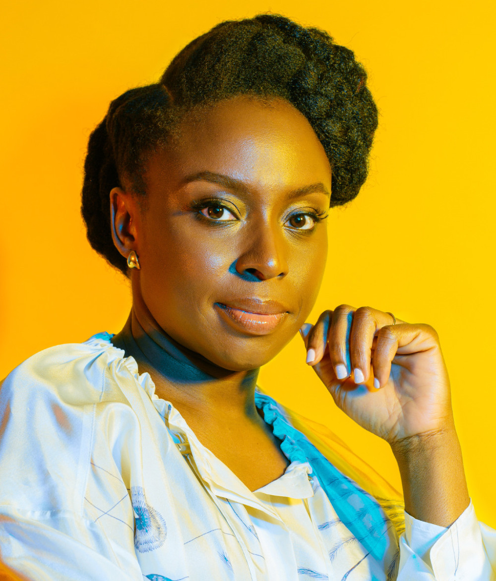 Chimamanda Adichie's quote featured in Google's Doodle celebrating International Women's Day - BellaNaija