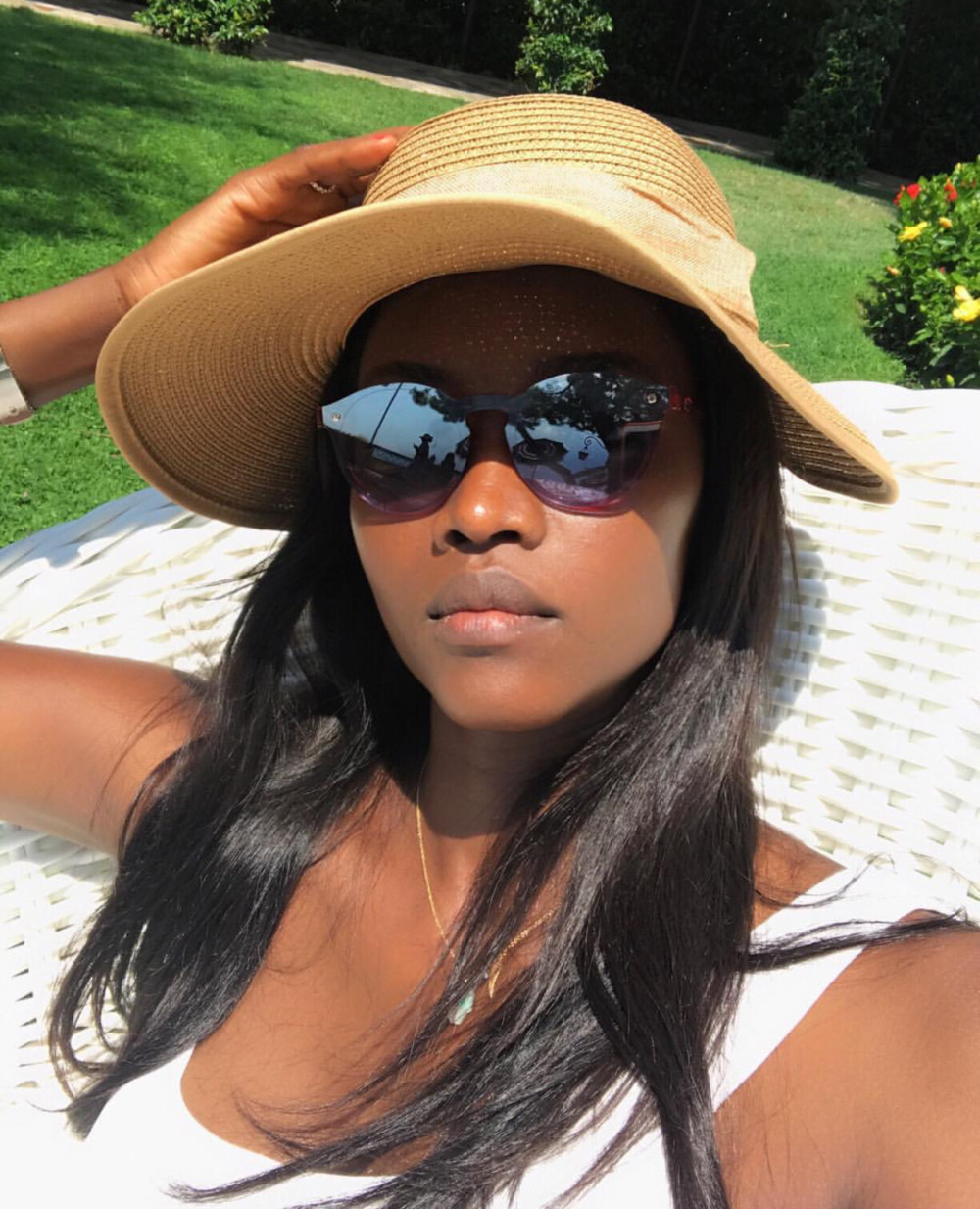 Image result for Genevieve Nnaji and Oluchi's 'Friend-cation' in Venice is Everything!
