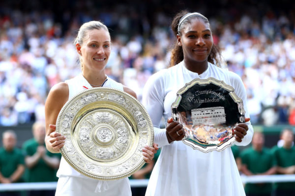 Angelique Kerber wins first Wimbledon Title after beating Serena Williams | BellaNaija