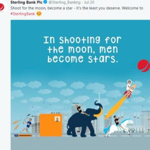 Sterling Bank on Twitter #BankWars