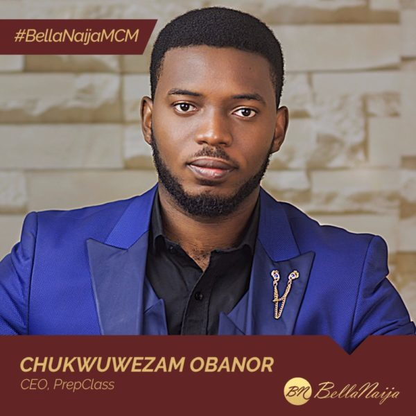 #BellaNaijaMCM Chukwuwezam Obanor is Disrupting Education in Nigeria with PrepClass