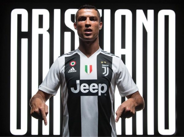 "Cristiano Ronaldo ""very happy"" as he's Officially Unveiled by Juventus 