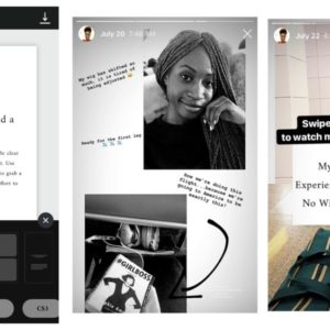 3 Easy-to-use apps to create super cool Instagram stories