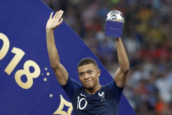 Mbappe, Ronaldo & Messi make Shortlist of Best FIFA Men's Player of the Year | BellaNaija