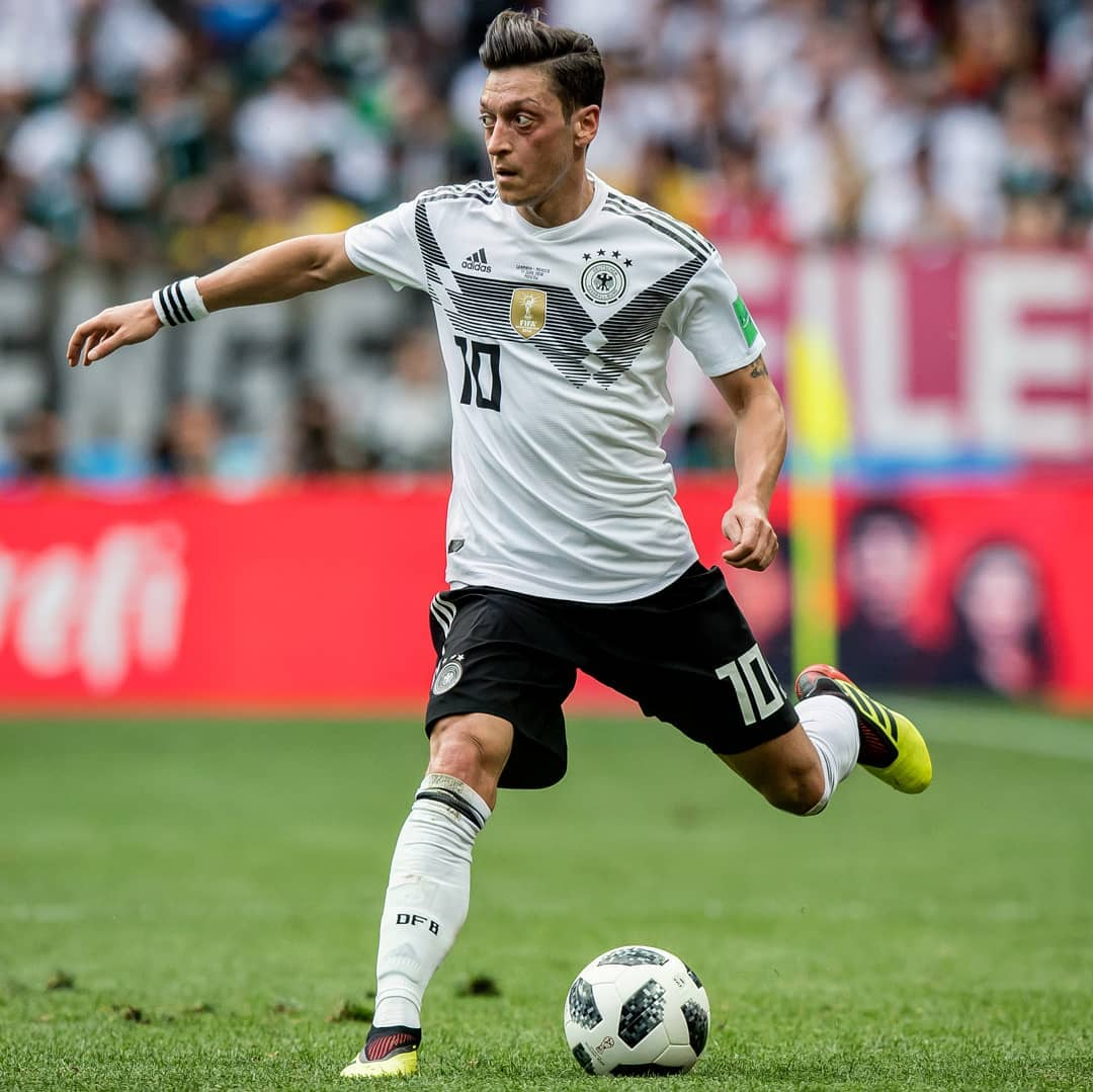 Mesut Ozil Ends Germany Playing Career