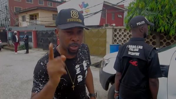 Ruggedman wants to Teach you how to spot Fake SARS Officers | BellaNaija