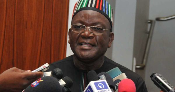 "Samuel Ortom says there's ""no going back"" on leaving APC 