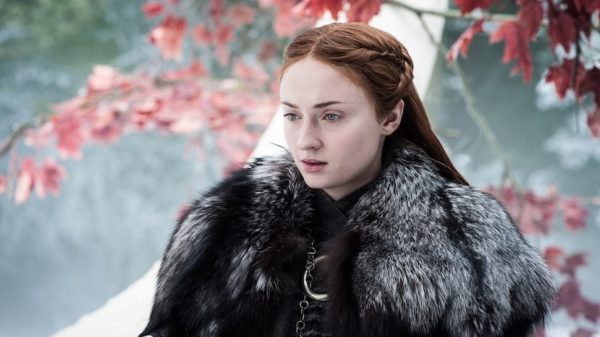 "Sophie Turner is assuring us ""Game of Thrones"" Finale will be Unpredictable 