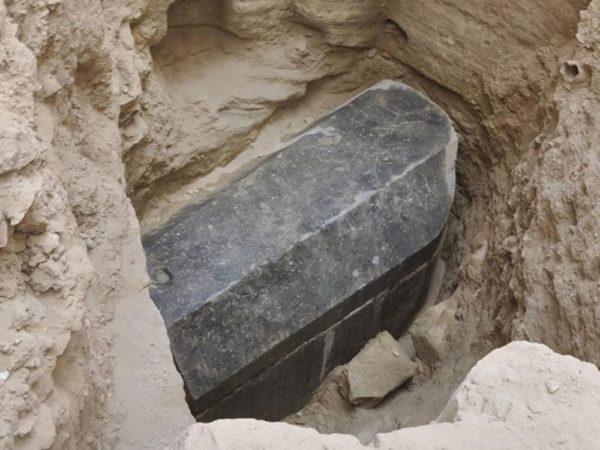 2000-year-old Sarcophagus discovered in Egypt | BellaNaija