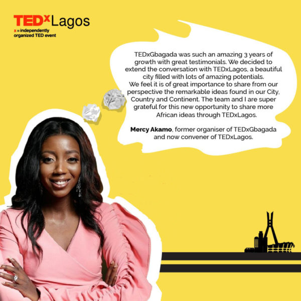 TEDxLagos is Coming 2