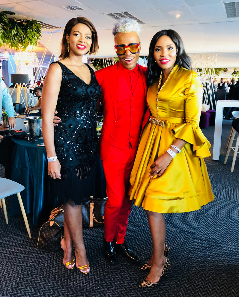 Vdj2018 The South African Stars Come Out To Slay At