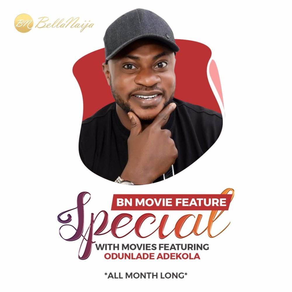#BNMovieFeature Odunlade Adekola Special: WATCH Bose