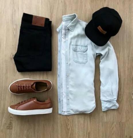 Men's wear taken with Infinix Note 5