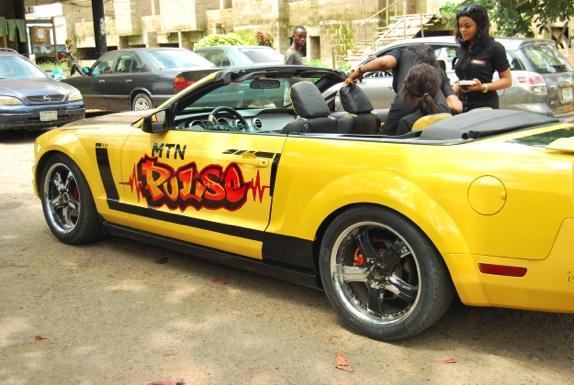 MTN Pulse car