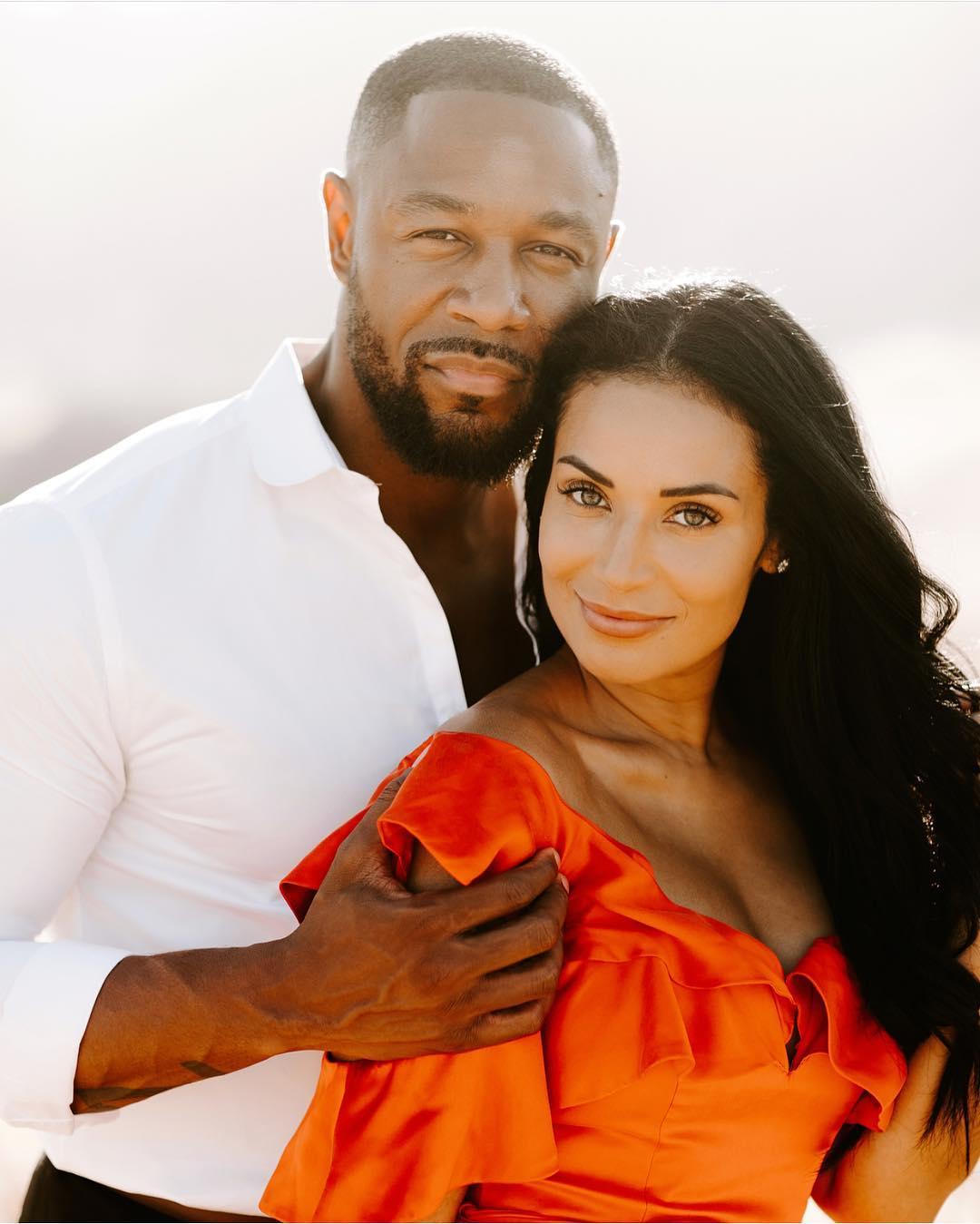 c37fcc0908130 R B Singer Tank Marries Longtime Girlfriend Zena Foster