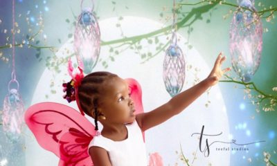 BN Living x Teefal Children's Day Giveaway Winner: Lisa's Magical Fairy Princess World