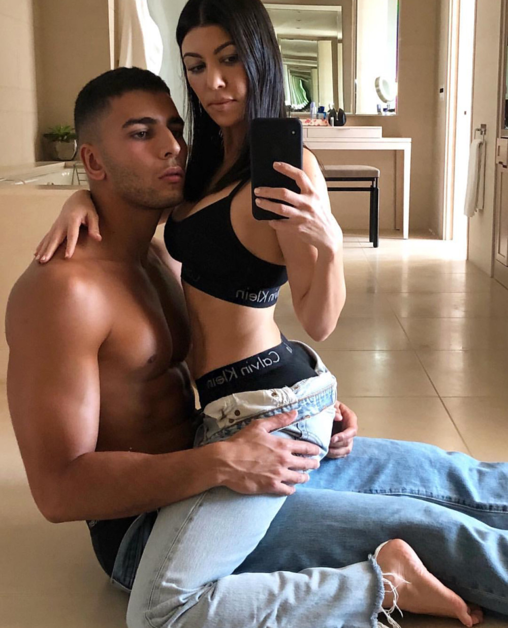 Kourtney Kardashian & Younes Bendjima reportedly end 2-Year Relationship - Image ~ Naijabang