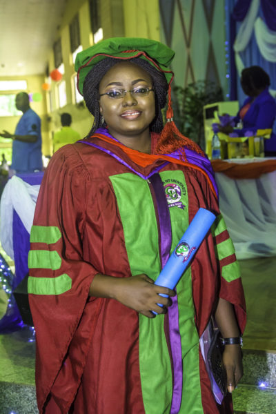 BN Presents Naija Doctorate & Proud: Opeyemi Akinyemi-Babajide Has a Ph.D in Economics