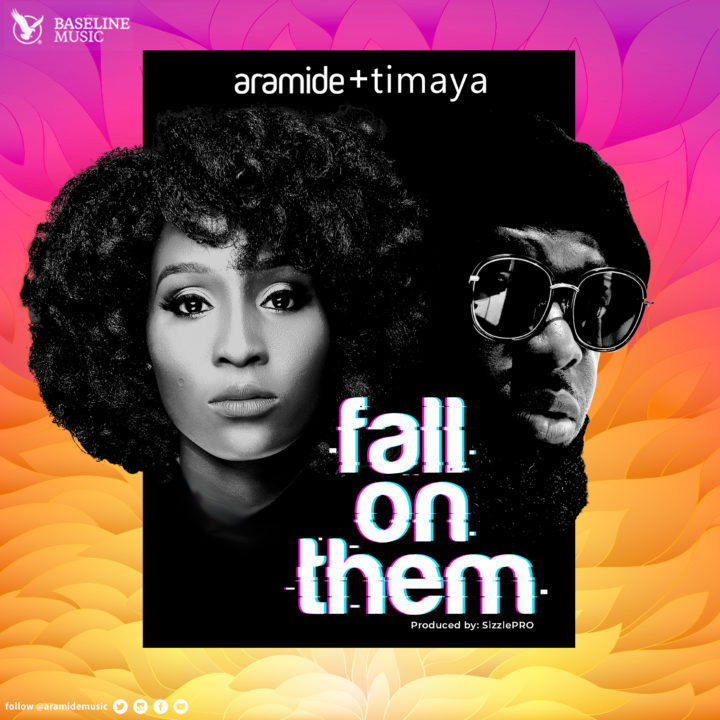 Aramide feat Timaya – Fall On Them mp3 download