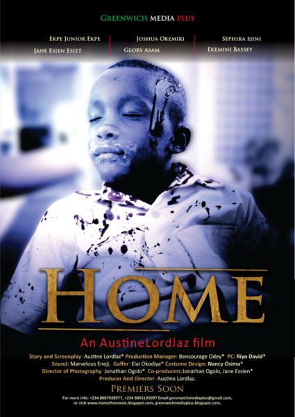 Austine Lordlaz' Short Film is Titled Home | Addresses the Themes of Negligence & Abuse of Children