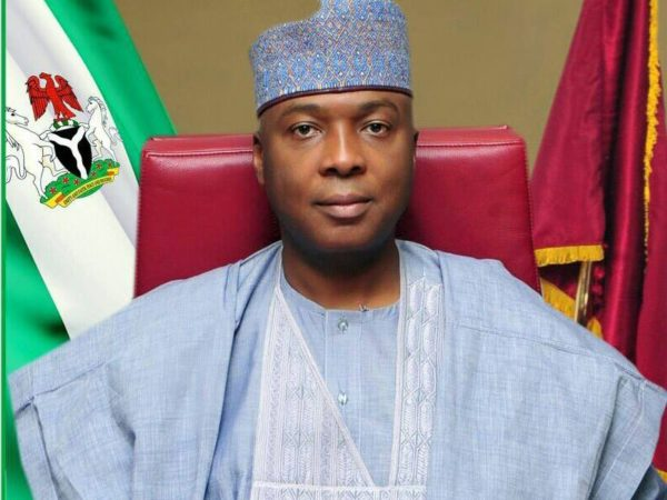 """Nigerians stood their ground in defence of democracy"" - Saraki speaks on siege on National Assembly 