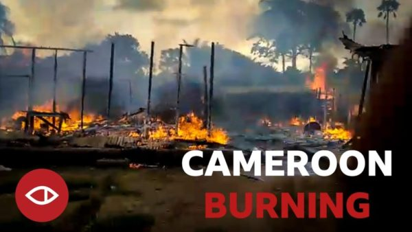 #BBCAfricaEye turns its focus on Unseen Civil War ongoing in Anglophone Cameroon | WATCH | BellaNaija