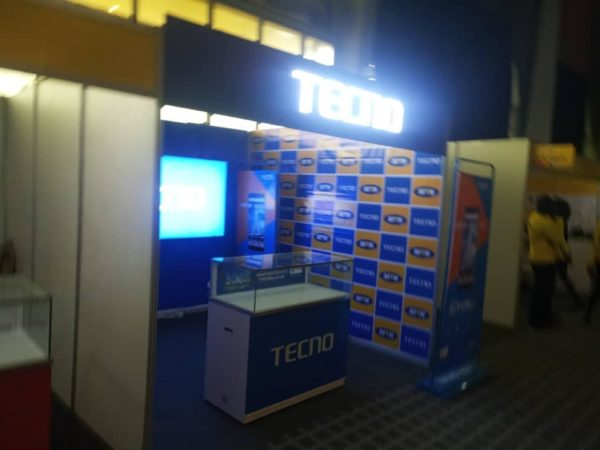 MTN & TECNO mPulse event