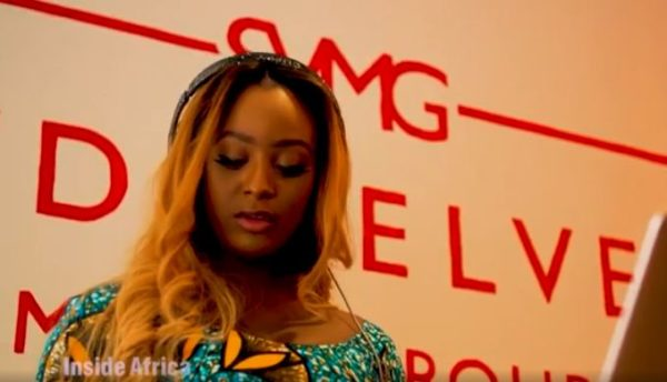 DJ Boony, DJ Cuppy & DJ Switch discuss the Rise of the Female DJs on CNN | BellaNaija