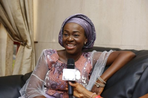 I believe Nigerians are ready for a female president - Eunice Atuejide | BellaNaija