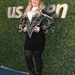 Serena Williams, Mike Tyson, Vera Wang, Kelly Clarkson, Maxwell attend Opening Night Ceremonies for the US Open