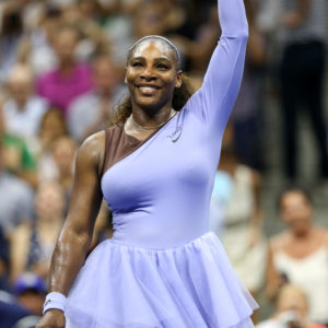 Serena Williams trades Catsuit for Nike & Off-White Tutus at #USOpen!