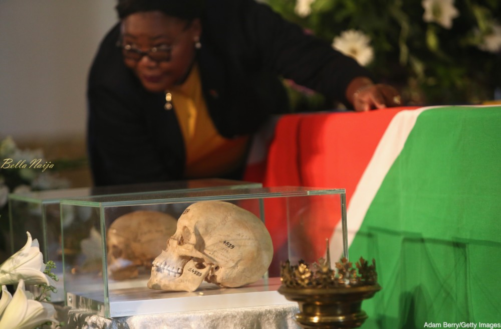 Germany returns over 100-year old Skulls of Namibian Genocide Victims