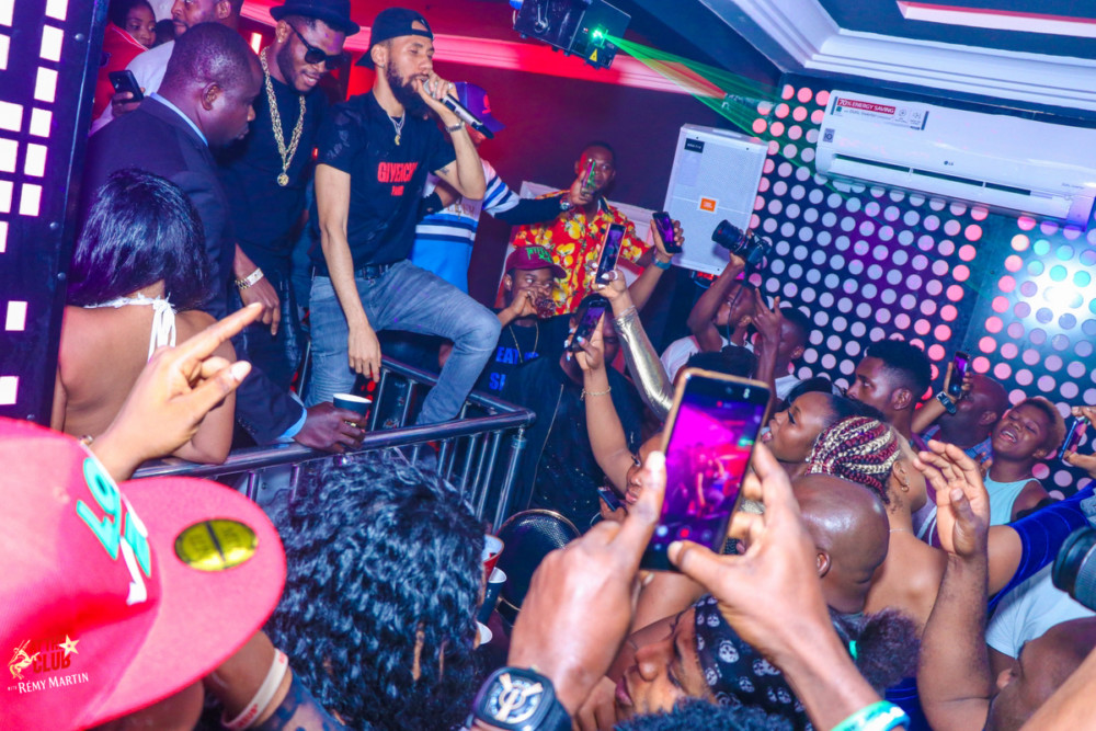 AtTheClubWithRemyMartin Greatness Tour ends in Port Harcourt & Lagos