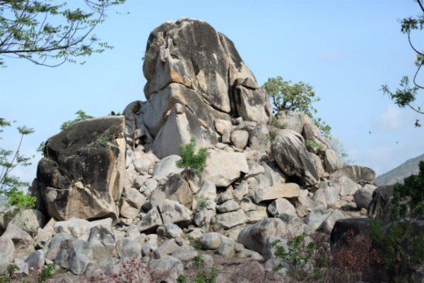 Yandang people - homeland