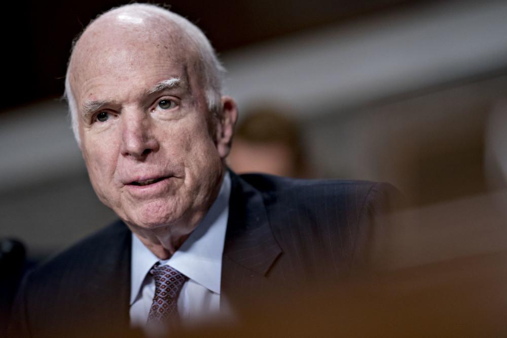 US Senator And Former Presidential Candidate John McCain Dies At 81