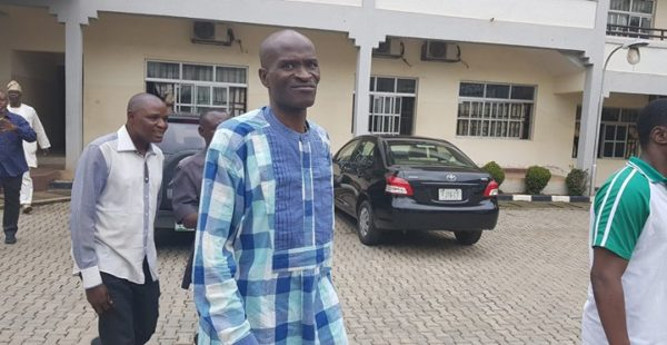 Jones Abiri, Journalist detained by DSS for over 2 Years sues FG for ₦200m | BellaNaija