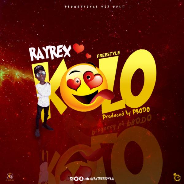 New Music: Rayrex - Kolo | BellaNaija