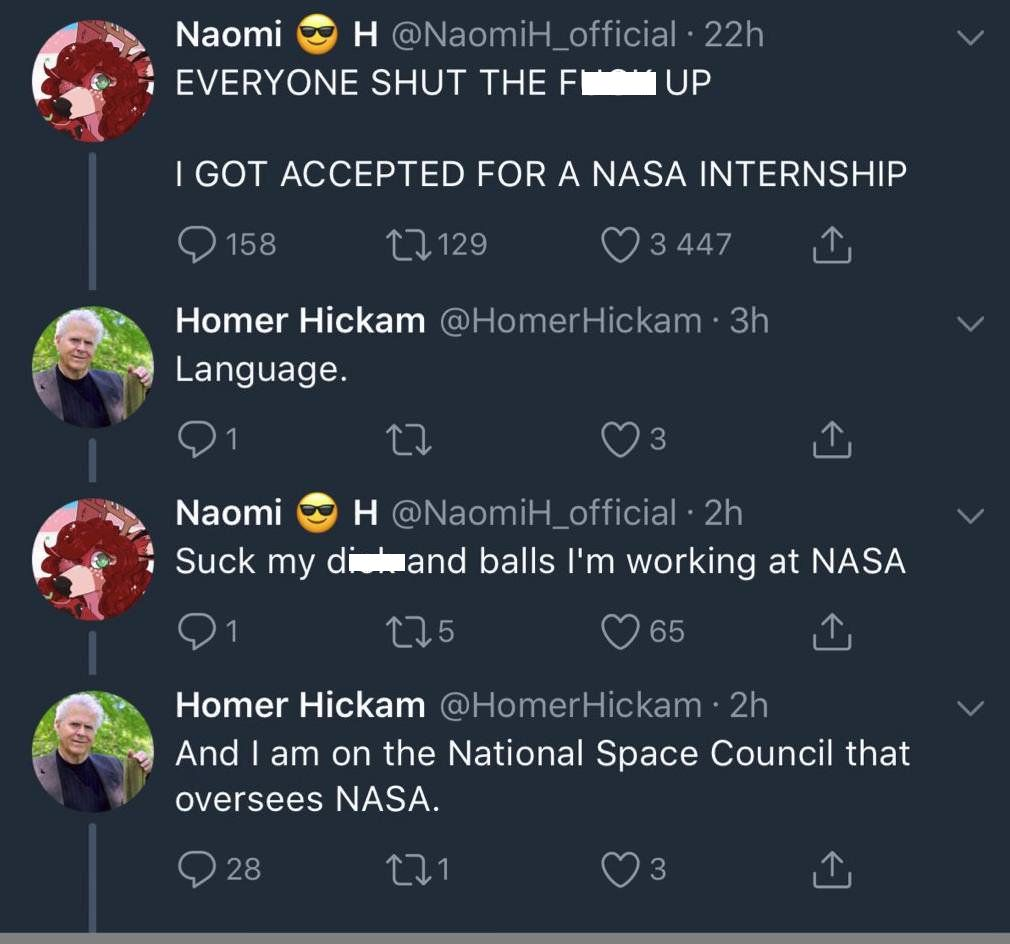 Woman Fired By NASA After Tweeting