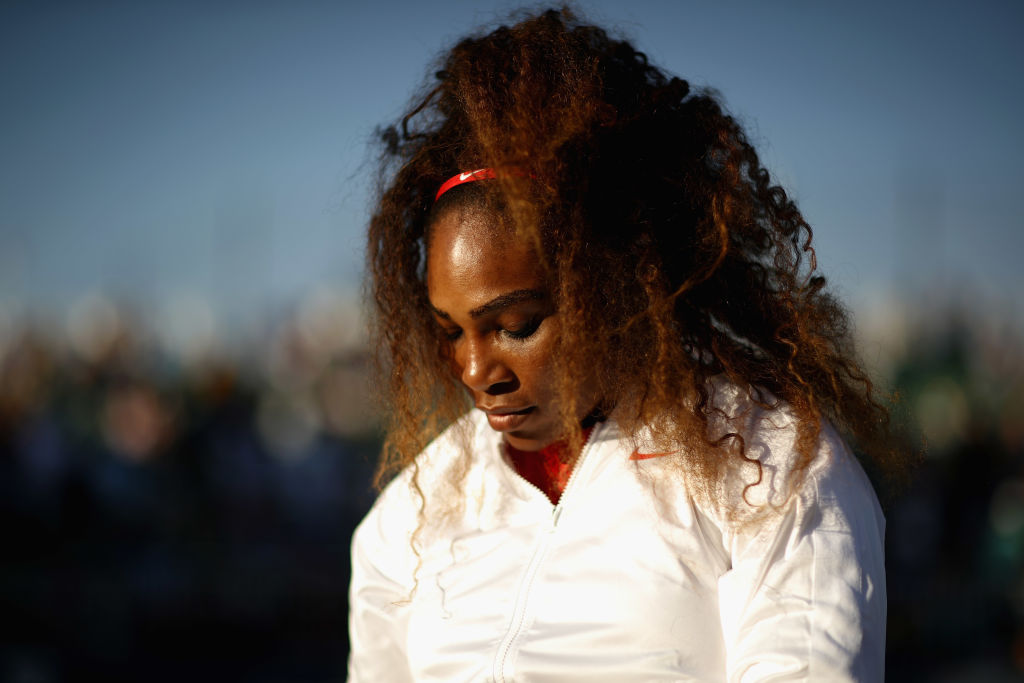 Serena said she was proud of me - Osaka